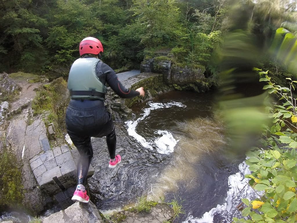 Loonies leap in Brecon Beacons national park