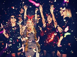 Celebrating during a Cardiff Hen Party